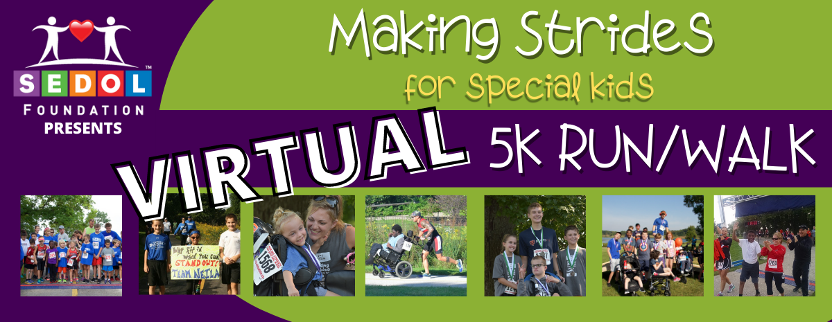 Making Strides for Special Kids 2020